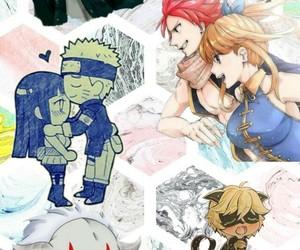 naruto, yo, and fairy tail image