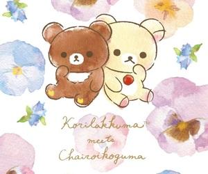 san-x and korilakkuma image