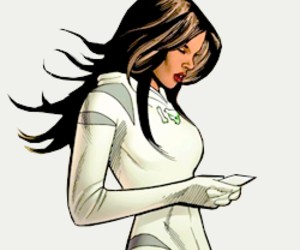 Marvel, white tiger, and ava ayala image