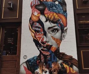 newyork and audreyhepburn image