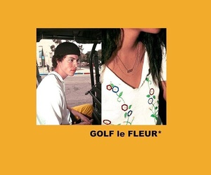 tyler the creator, aesthetic, and golf image