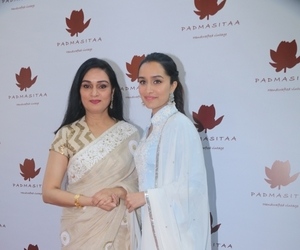 launch, mumbai., and shraddha kapoor image