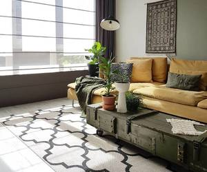 beige, grey, and home image