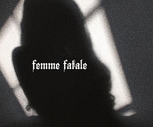 equality, fatale, and feminism image