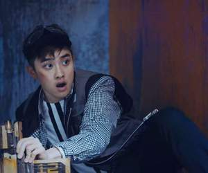 exo, power, and d.o image