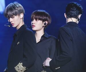 w1, wanna one, and lee daehwi image