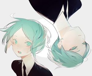 land of the lustrous image
