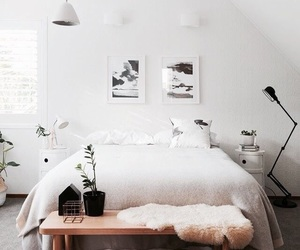 bedroom, decor, and interior image