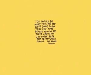 poetic, procrastination, and sayings image
