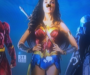 doggy, wonder woman, and ps4 image