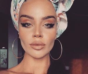 beauty, make up, and beautiful image