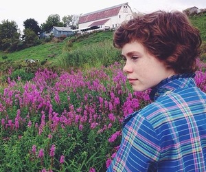 80s, farm, and flowers image