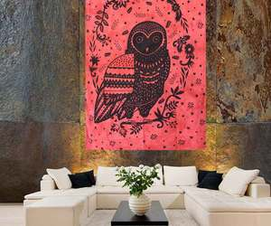wall art, wall decor, and wall tapestry image