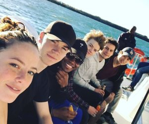 KAYA SCODELARIO, will poulter, and dexter darden image