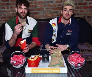 McDonald's, the chainsmokers, and drew taggart image