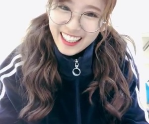 happy, korean, and kpop image