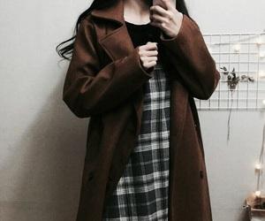 kfashion, korean fashion, and girl fashion style image