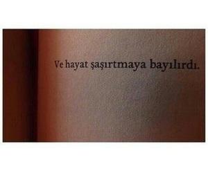 türkçe, söz, and hayat image