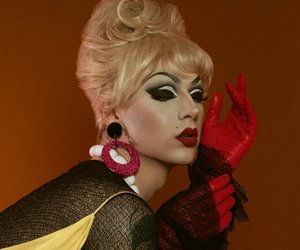 ru paul drag race and violet chachki image