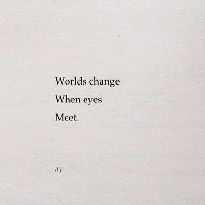 eyes, quotes, and world image