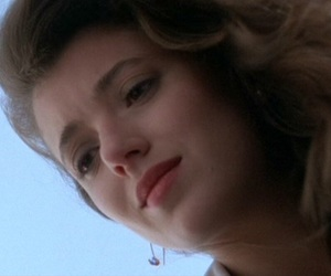 ferris buellers day off, mia sara, and movie image