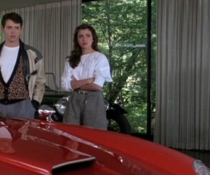 ferris buellers day off, sloane peterson, and mia sara image