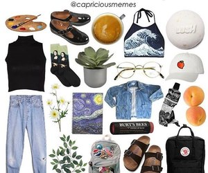 clothes, gogh, and outfit image