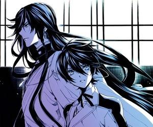 anime boys, touken ranbu, and izuminokami kanesada image