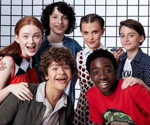 cast, eleven, and max image