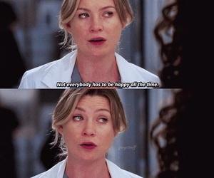 lol, meredith grey, and grey's anatomy image
