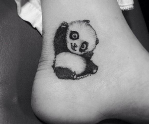 atadeniz, little panda tattoo, and for more followme image
