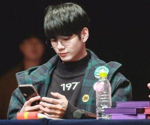 wanna one and ong seongwoo image