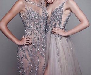 chic, dress, and girls image