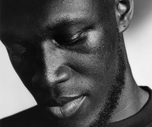 black and white, brits, and stormzy image