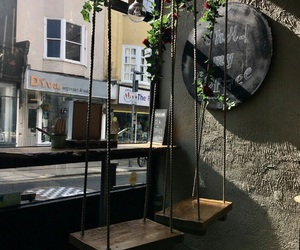 coffee shop, cozy, and cute image