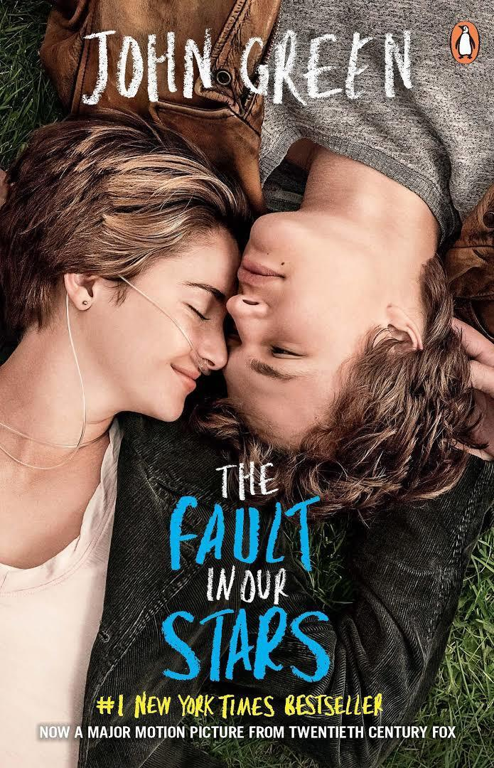 book and the fault in our star image
