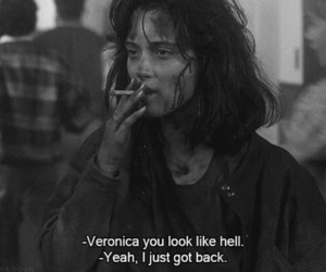 hell, Heathers, and movie image