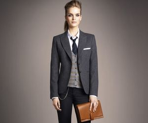 classy, fashion, and suit image