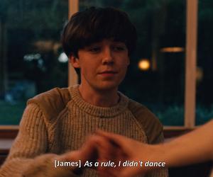 Alyssa, dance, and quote image