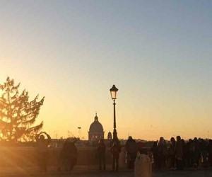 cielo, luce, and romantico image