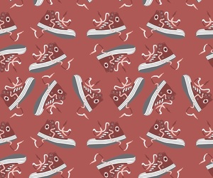 background, converse, and pattern image