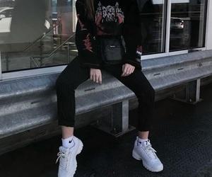 aesthetics, alternative, and black image