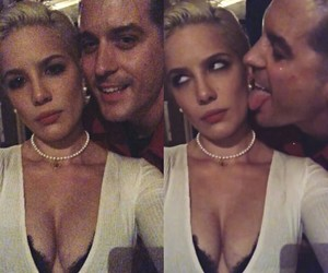couples, halsey, and g-eazy image
