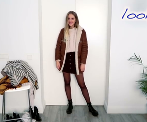 girl, invierno, and outfit image