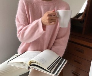 fashion, outfit, and sweaters image