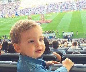 baby and iker casillas image