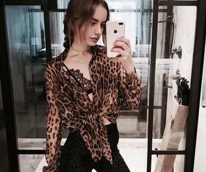 fashion, phone, and girl image