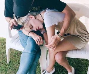 boyfriend, passion, and girlfriend image