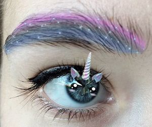 blue, eyes, and happy image