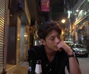 actor, korean, and jisoo image